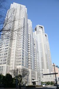 東京投資-新宿大樓